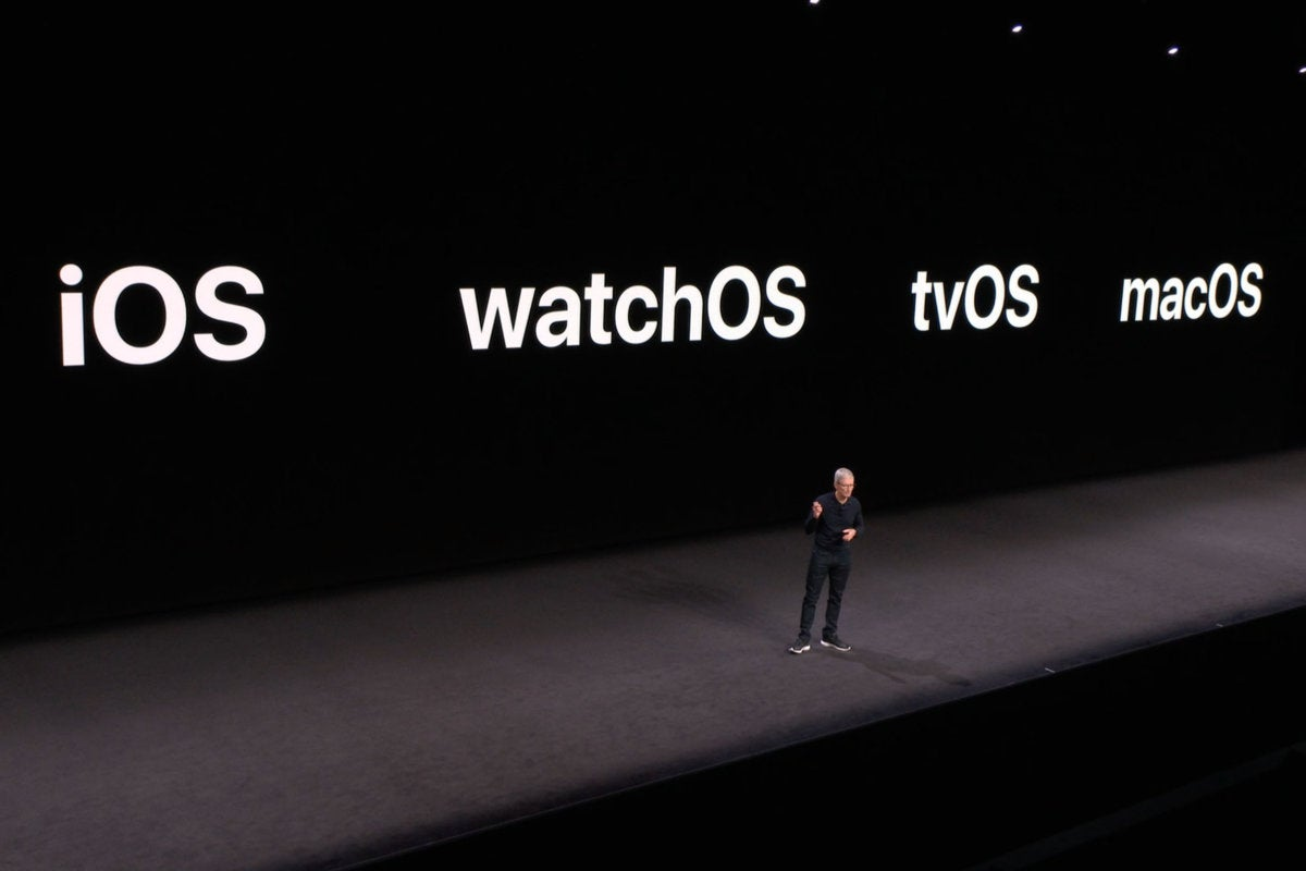wwdc 2018 everything apple announced at its big keynote