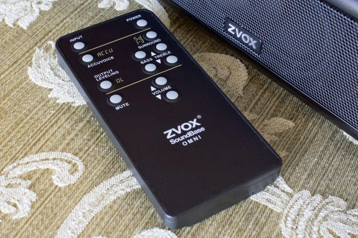 zvox av200 remote
