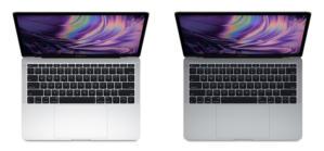 13in macbook pro no touchbar 2018
