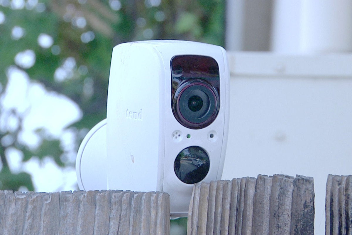 Lynx Solar Outdoor Security Camera Review This Off The