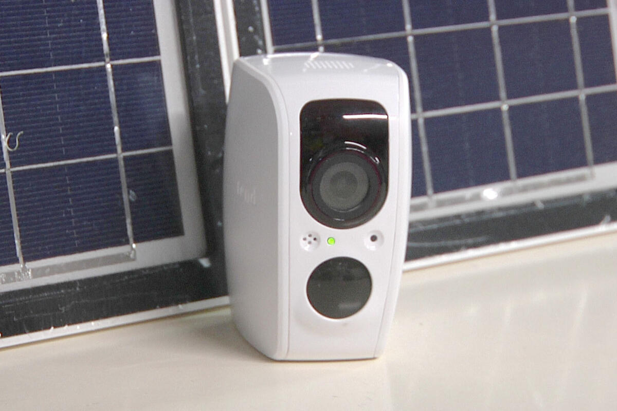 Lynx Solar outdoor security camera review: This off-the-grid