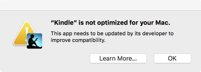 What Apple's 32-bit app phase-out on Mojave means to you