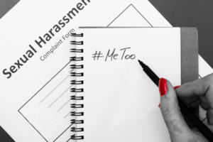 3 not reported complaint hr sexual harassment form notebook