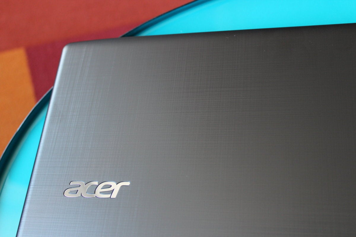 acer aspire e15 e5 576 392h keyboard top lid detail