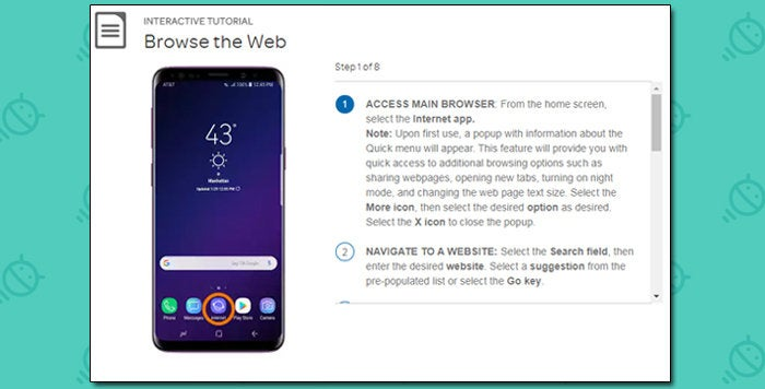 Android Antitrust Ruling - Samsung Browser