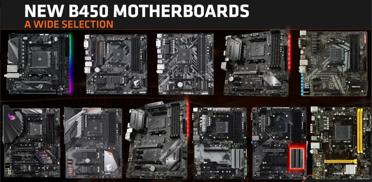 AMD Ryzen motherboards explained: The crucial differences in