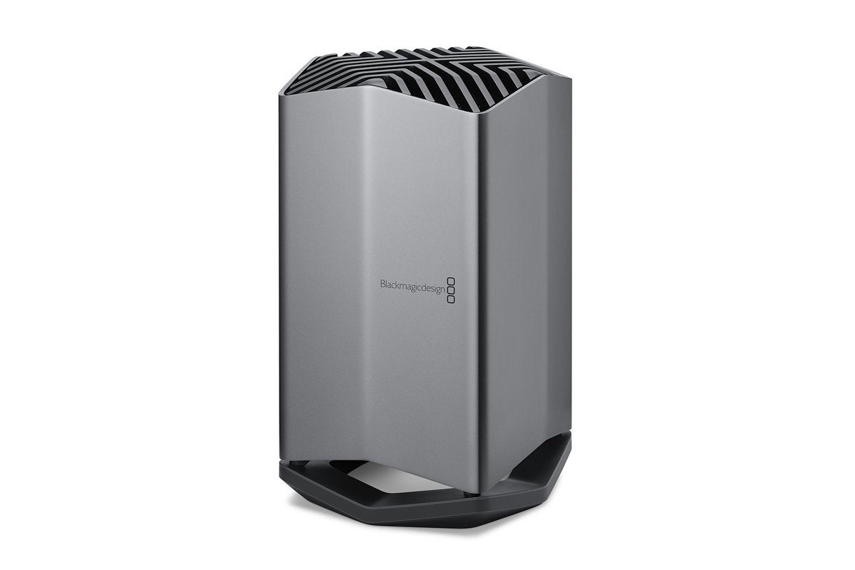 blackmagic egpu stock