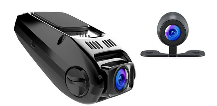Apeman C550 dash cam review: Nice day and night video, but