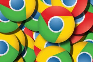Chrome browser logos