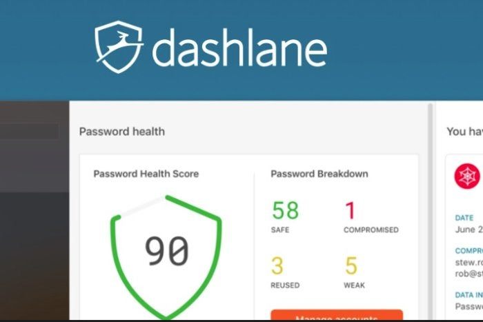 Image result for dashlane