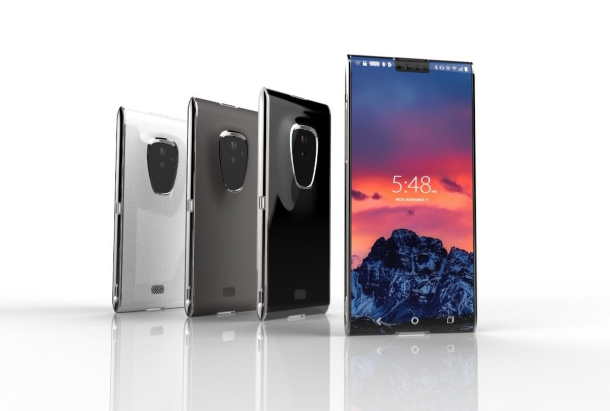 Sirin blockchain phones