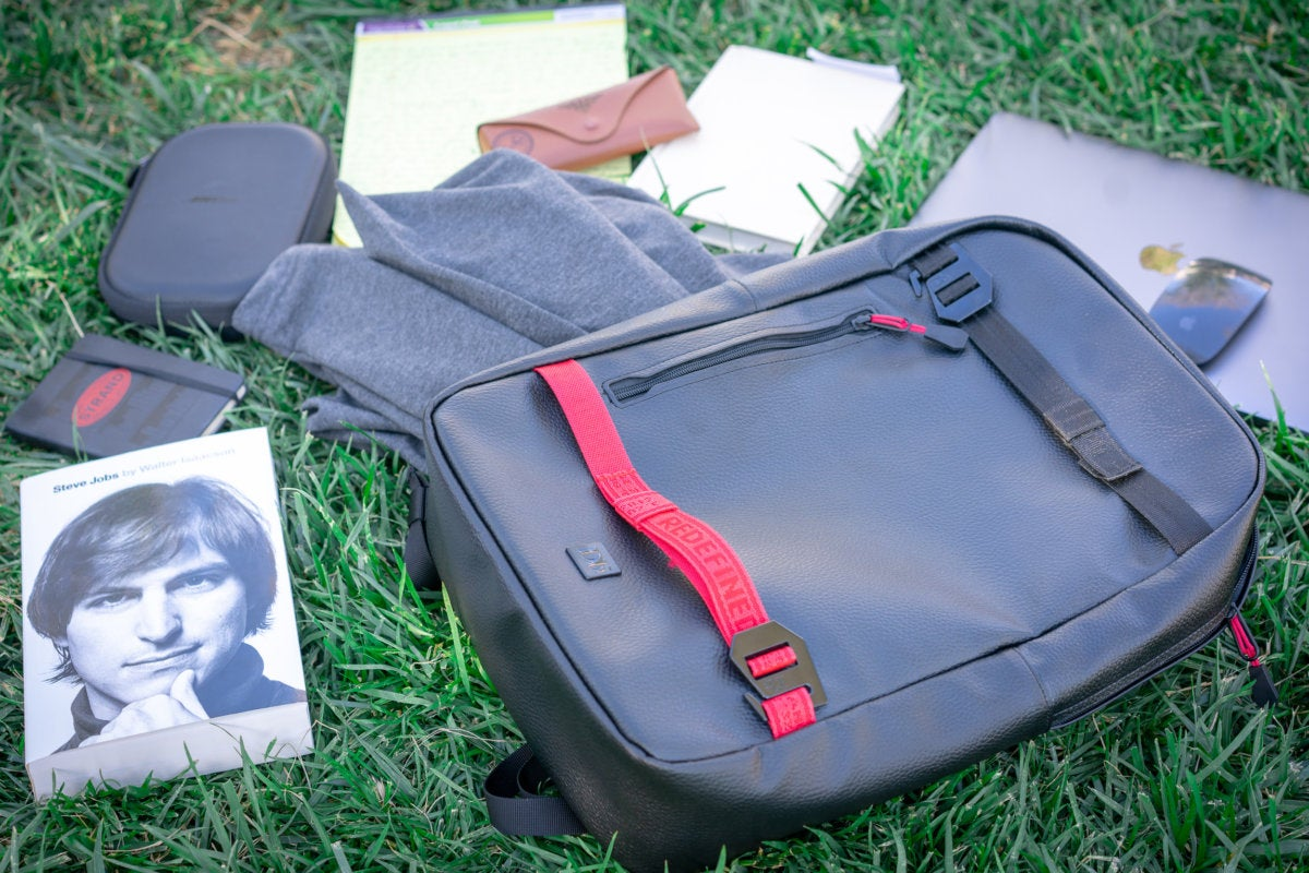 douchebag scholar backpack stuff