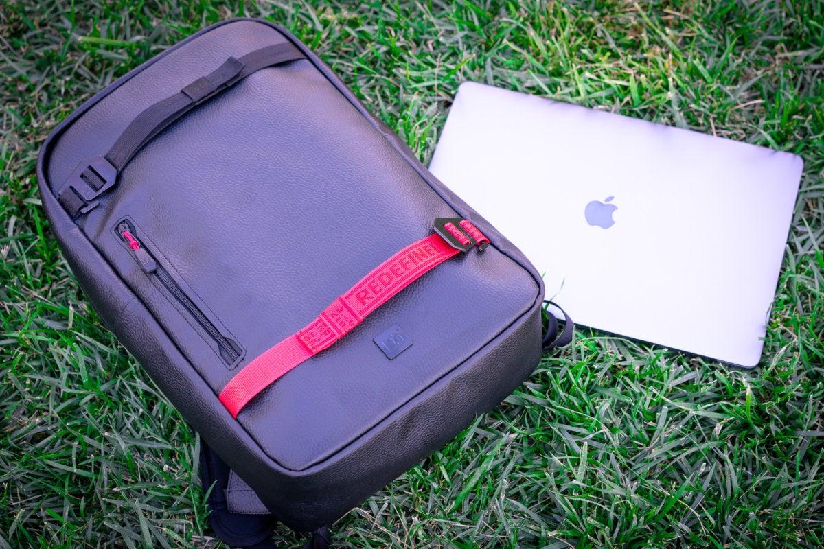douchebag scholar macbook backpack