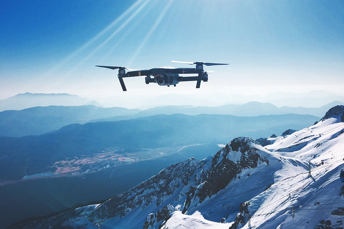 Drone defense -- powered by IoT -- is now a thing