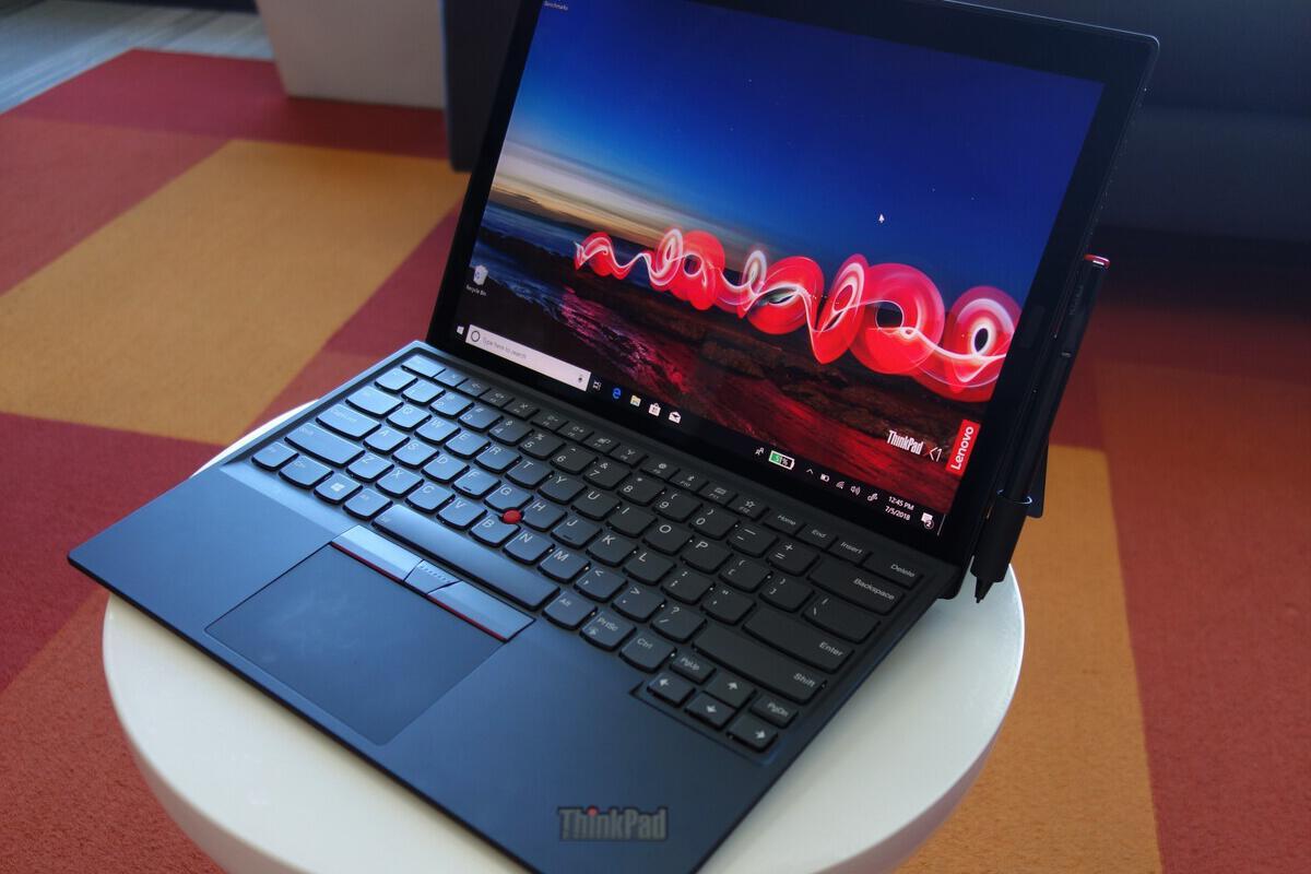 Lenovo ThinkPad X1 Tablet (3rd Gen) review 2018 | PCWorld