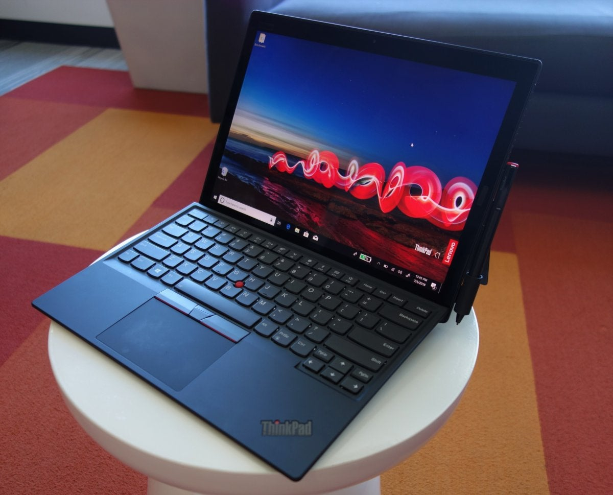 Lenovo ThinkPad X1 Tablet (3rd Gen) review 2018 | PCWorld