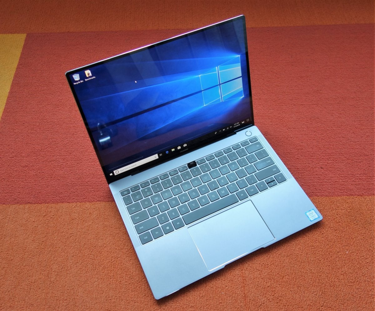 Huawei Matebook X Pro review: A few cut corners diminish