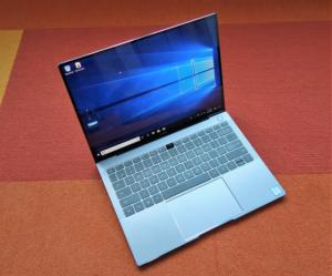 Huawei Matebook X Pro primary
