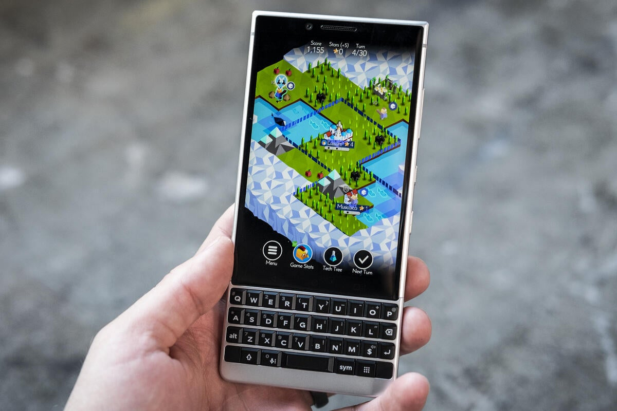 fe2a0ea9f89 BlackBerry KEY2 review: How the keyboard became my Android power tool  (2.04/19)