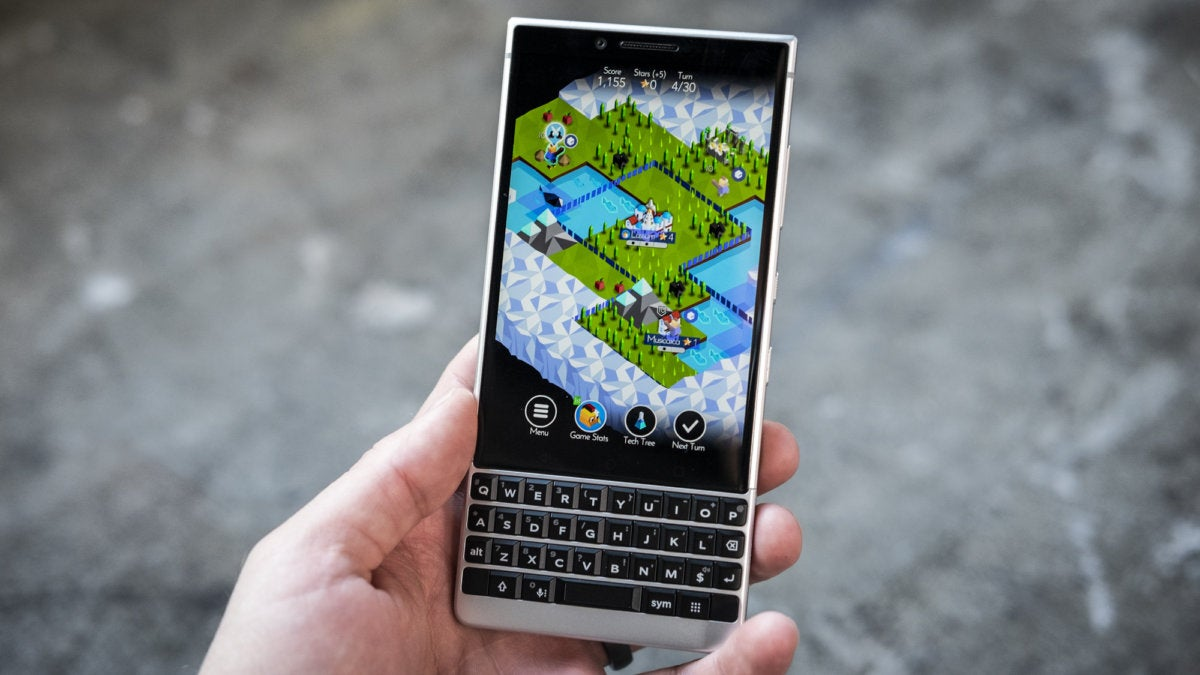BlackBerry KEY2 review: How the keyboard became my Android power