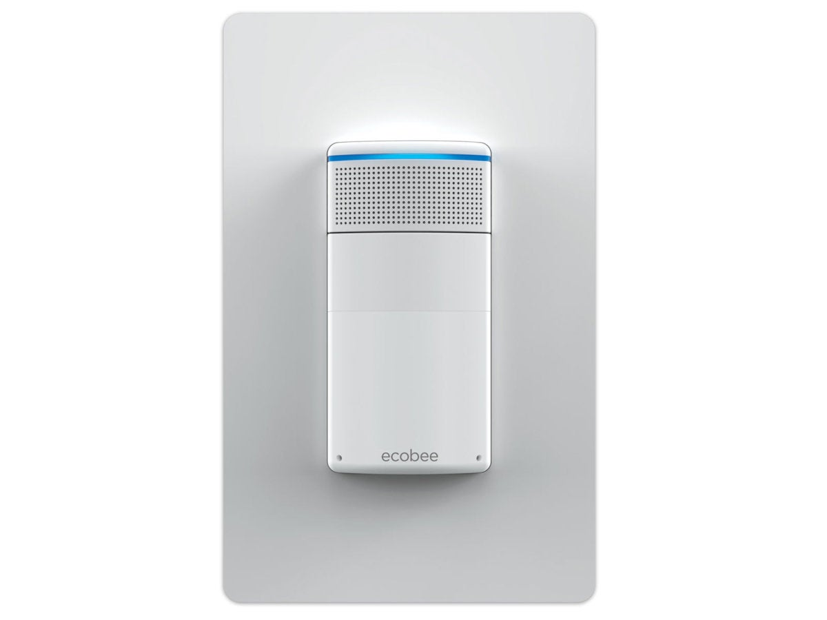 ecobee switch plus front