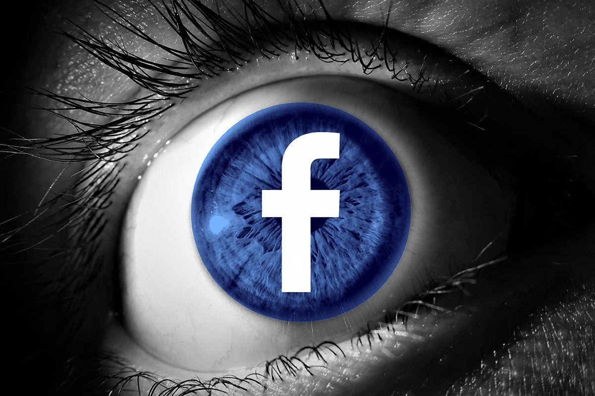 Facebook / privacy / security / breach / wide-eyed fear