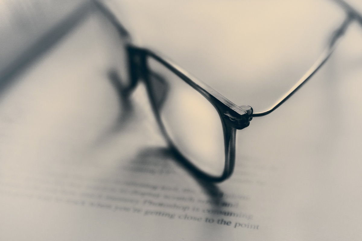 glasses on book study certification skills programmer school by james sutton unsplash