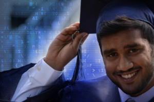 graduate student school college certification it career data scientist