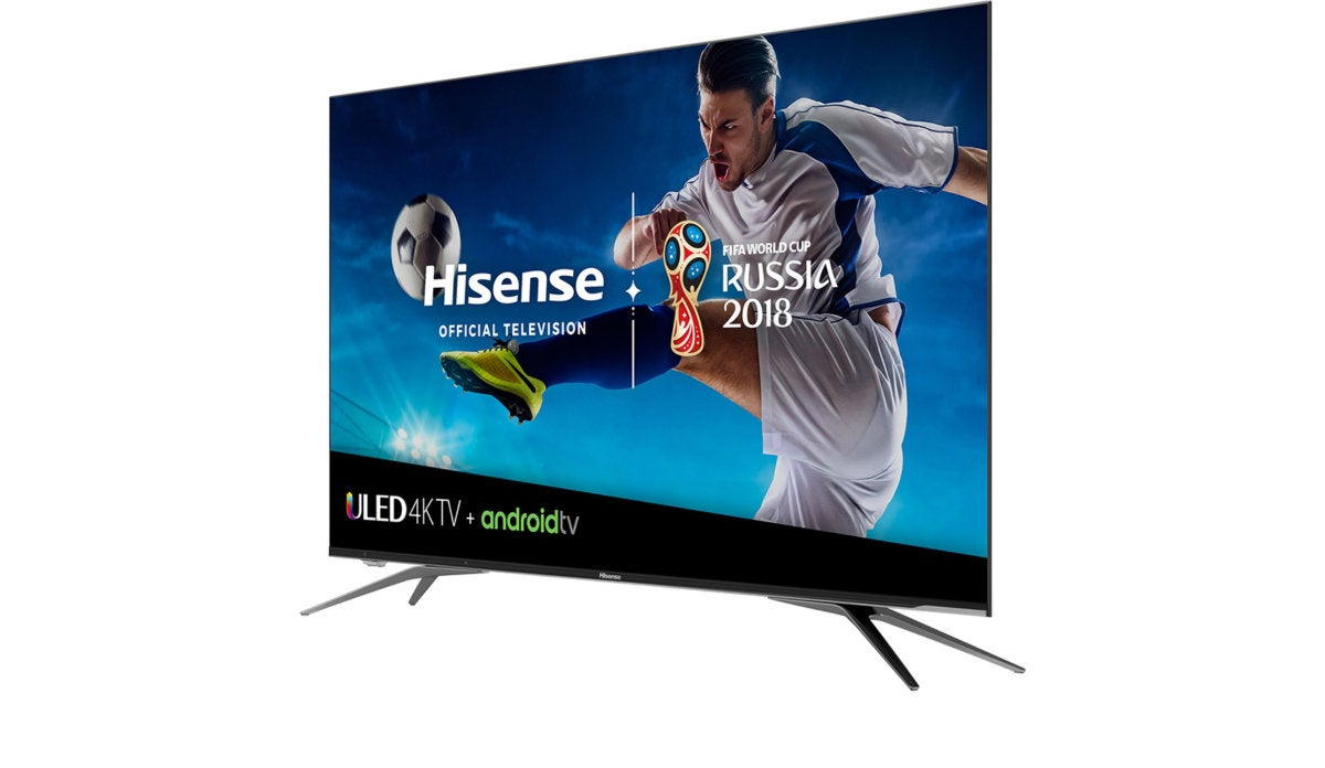 Hisense H9E Plus 4K UHD TV review: Smooth action and good color, but