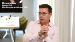 Simon Iddon, The Restaurant Group PLC