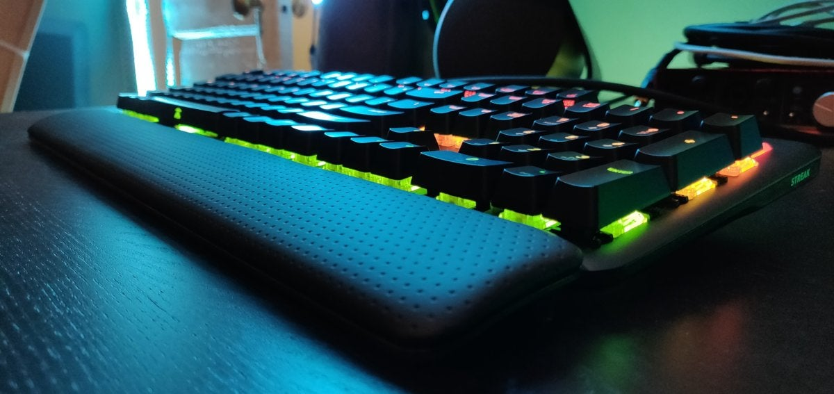 Fnatic Streak RGB review: A gaming keyboard that punches