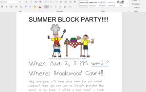 invitation primary