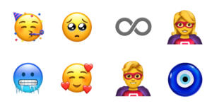 ios12 emoji people