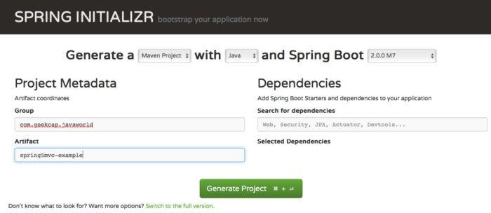 Mastering Spring framework 5, Part 1: Spring MVC | JavaWorld