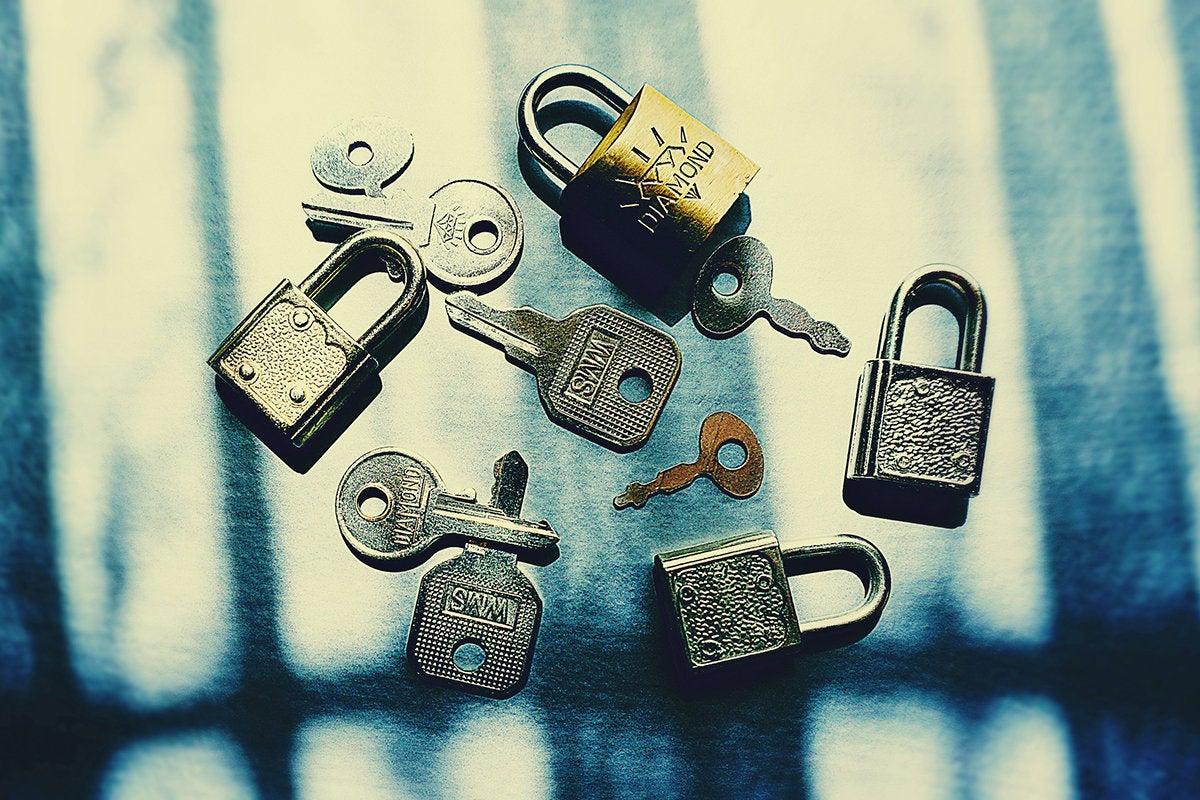 keys / locks / security