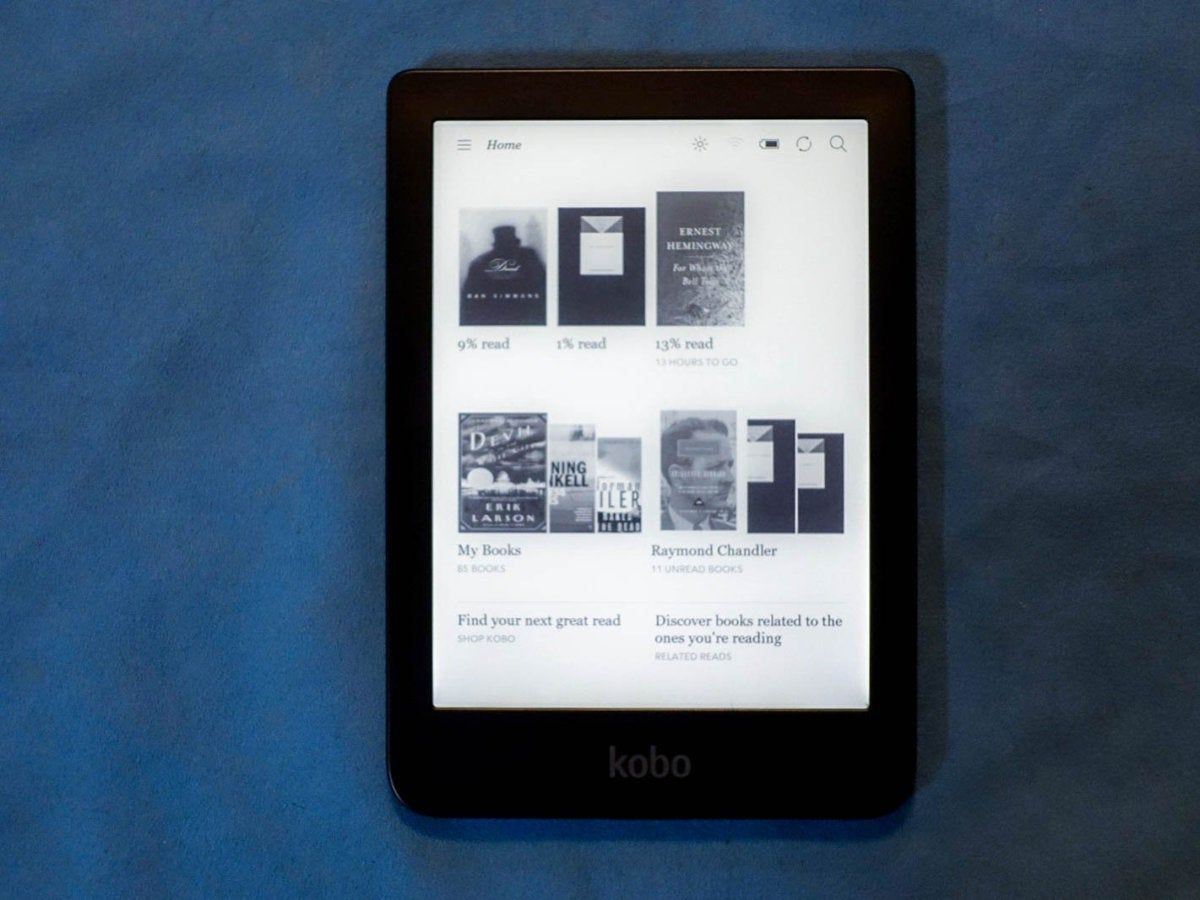 Rakuten Kobo Clara Hd E Reader Review Superior To The
