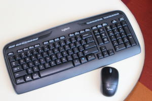 logitech mk320 wireless keyboard mouse all