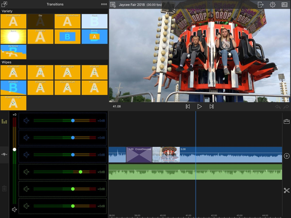 LumaFusion review: Pro video editing now a reality on iOS
