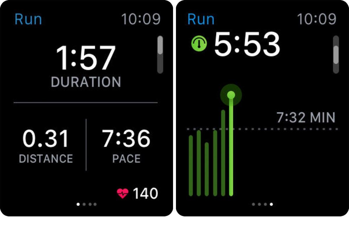 map my run apple watch