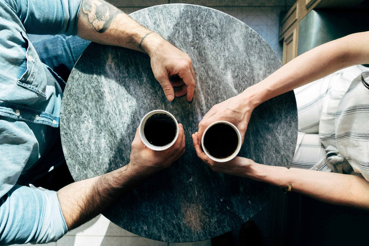 mentor partner collaborate business deal coffee shop couple by joshua ness via unsplash