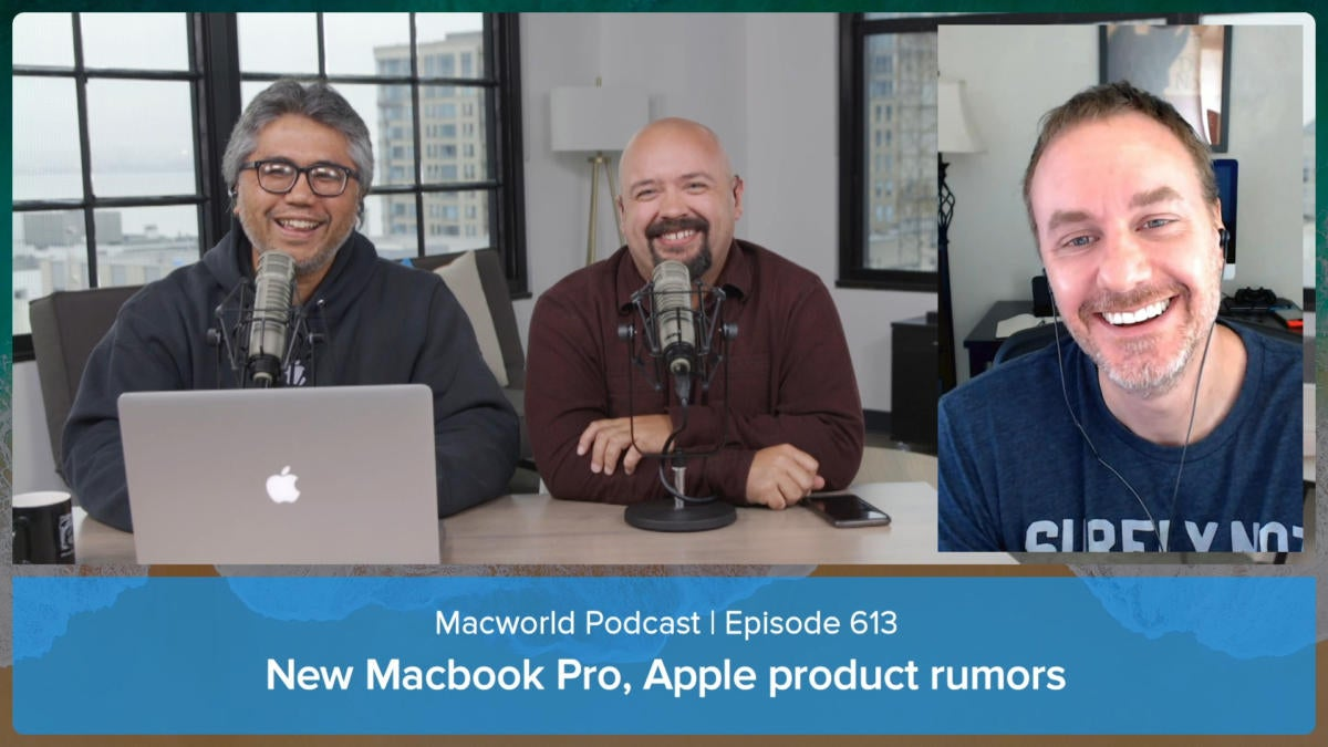 Macworld Podcast 613