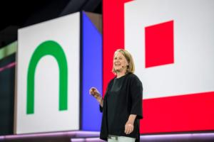 Google Cloud Chief Diane Greene