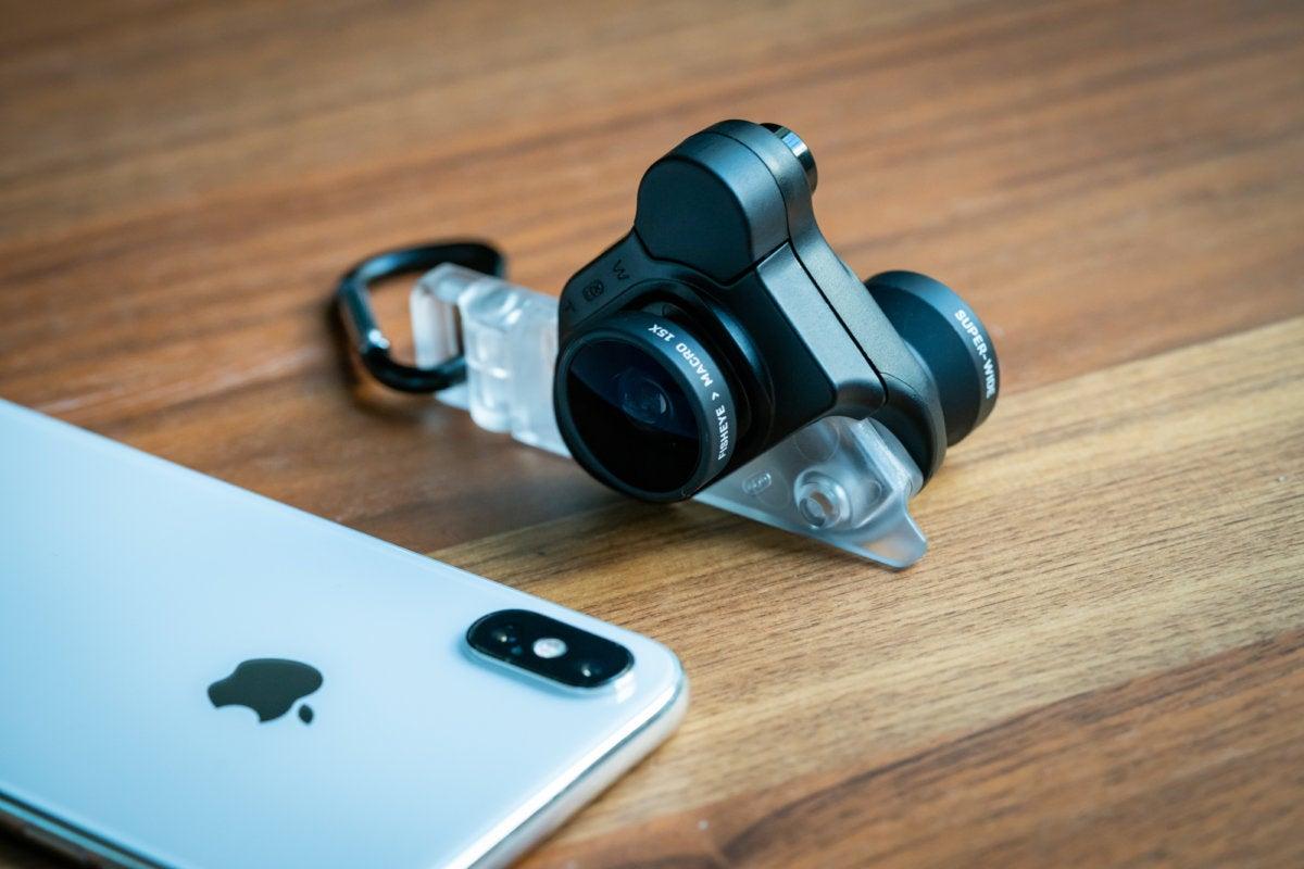 Olloclip iPhone X kit