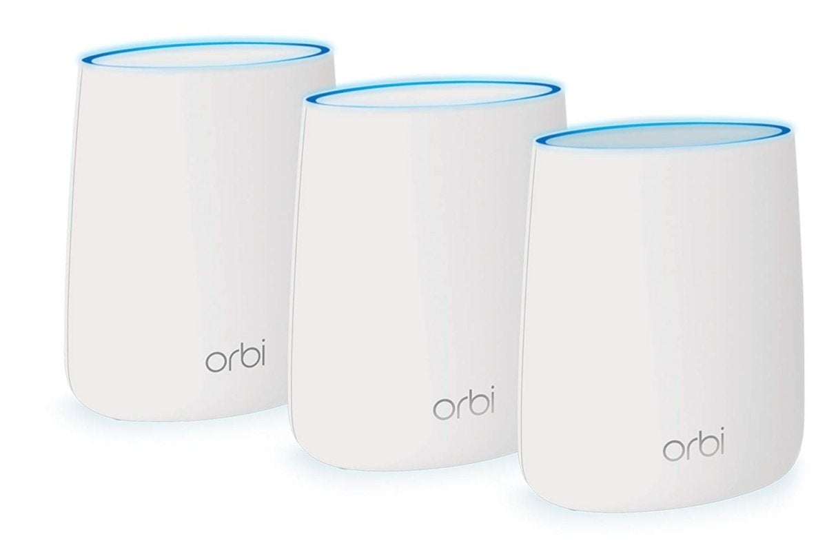 orbi home mesh wifi system