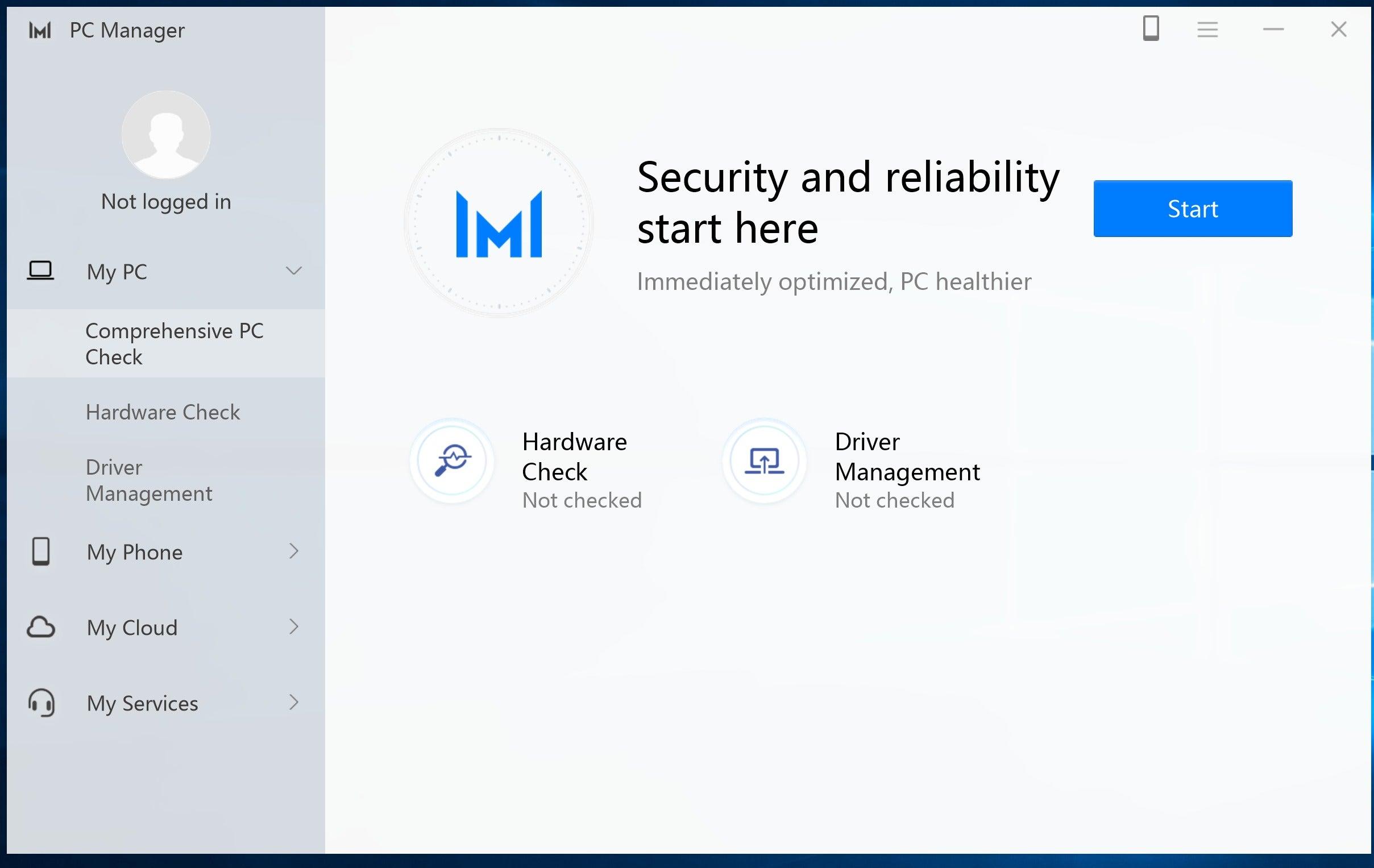 Yamicsoft - Windows 10 Manager Download