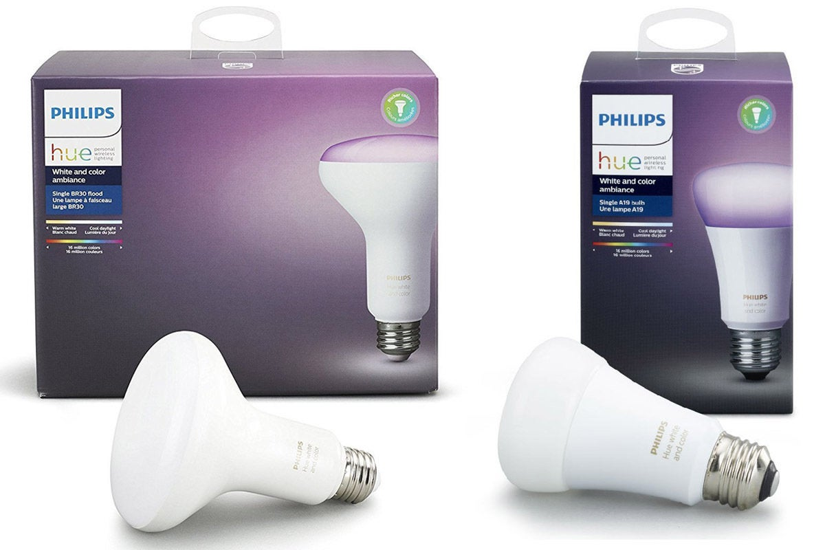 philips hue color bulbs