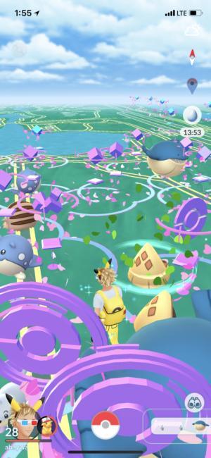 pokemon 2018 screenshot