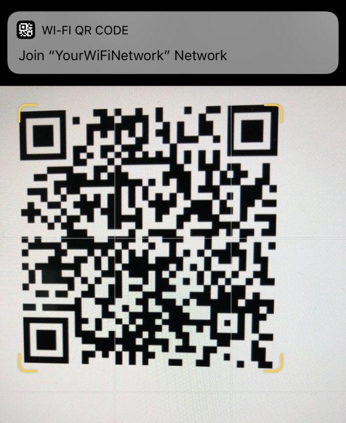 qr join wifi