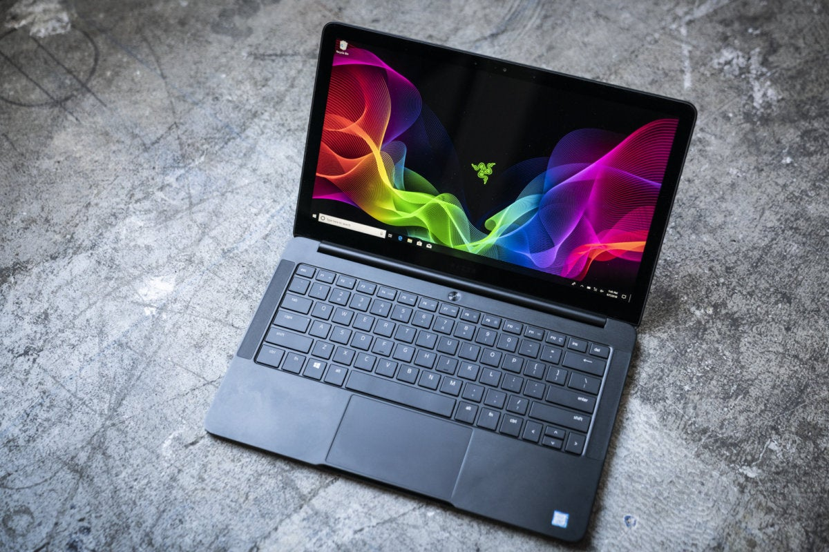 0a6c1c05c722 Razer Blade Stealth (2018) review: Near-perfection has its price. Razer  took a great laptop and ...