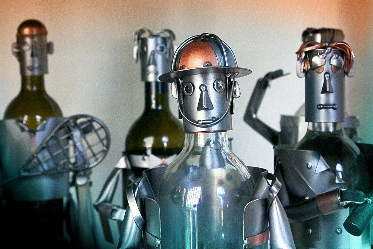 Apple, Foxconn, robots, Industry 4, iOS, iPhone